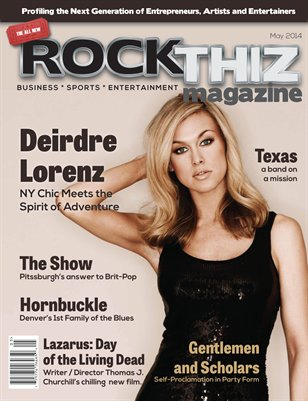 Rock Thiz Magazine May 2014 issue