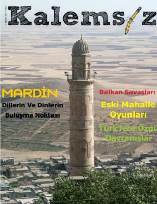 Kalemsiz Dergi 2. Sayısı