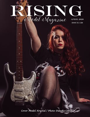 Rising Model Magazine Issue #138