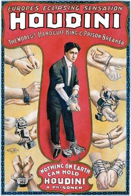Houdini - Handcuff King