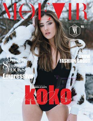 #5 Vol4 Moevir Magazine December Issue 2019