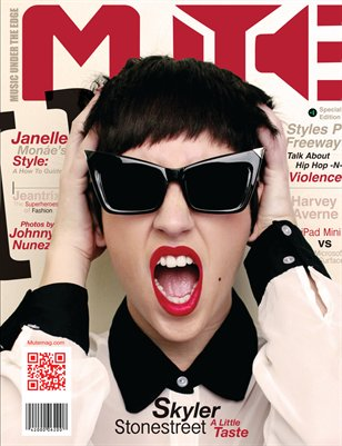 Mute Mag January 2013 Issue