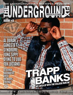 The Underground Fix Magazine Issue #3