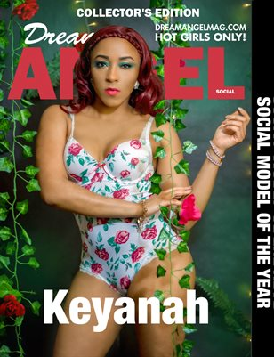 Dream Angel Social Magazine Issue 10 -Keyanah
