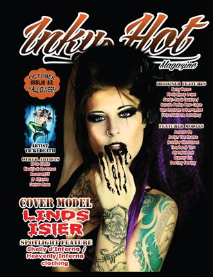 Inky Hot Magazine Issue #2