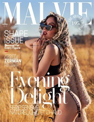 MALVIE Magazine The Artist Edition Vol 195 April 2021