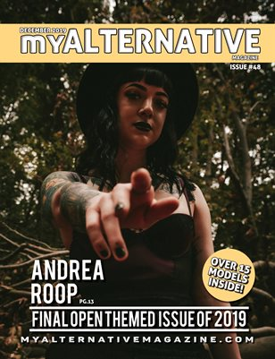 MyAlternative Magazine Issue 48 December 2019