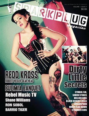 Sparkplug Magazine Issue #4