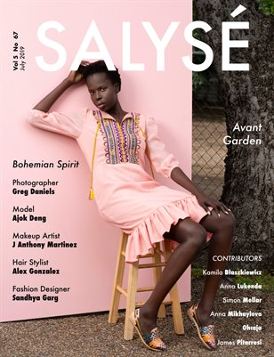 SALYSÉ Magazine | Vol 5 No 67 | JULY 2019 |