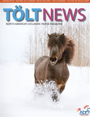 Tolt News Winter 2016
