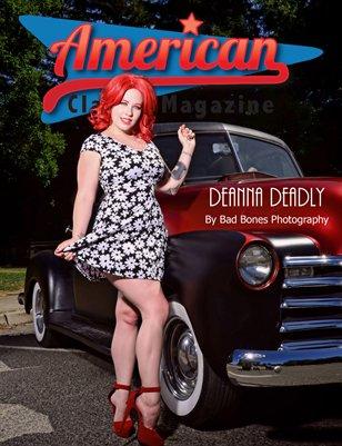 American Classic Magazine August Issue