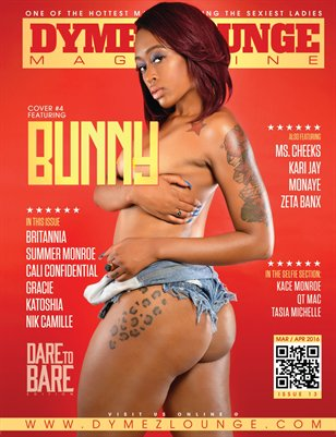 DYMEZLOUNGE MAGAZINE Volume 13 Mar / Apr 2016 Cover 4