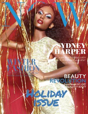 NOW Magazine December Sydney Harper