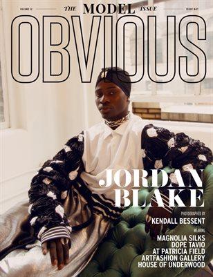 MODEL WATCH: JORDAN BLAKE