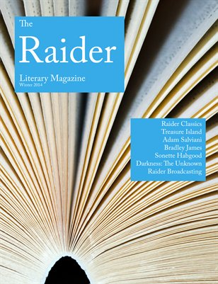 The Raider Literary Magazine - Winter 2014