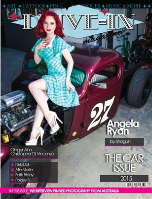 The Car Issue 2015