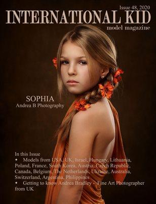 International Kid Model Magazine Issue #48