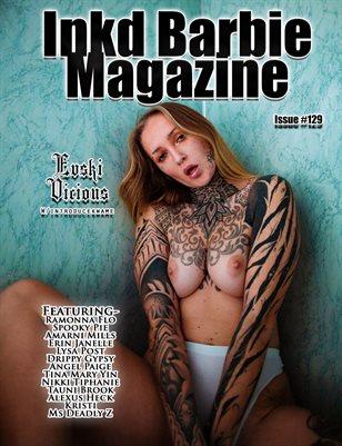 Inkd Barbie Magazine Issue #129 - Evski Vicious