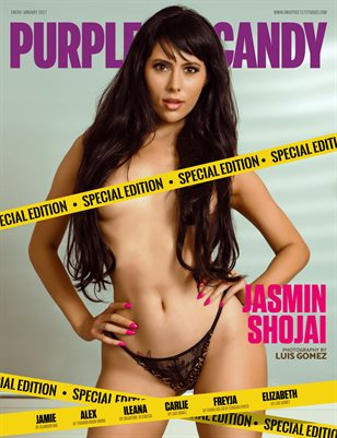 PURPLE CANDY MAGAZINE SPECIAL EDITION JANUARY 2021