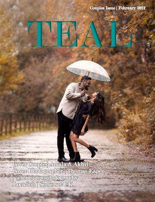 Teal Magazine Couples Issue