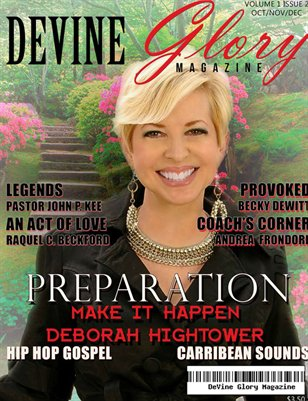 Devine Glory Magazine Winter 2013