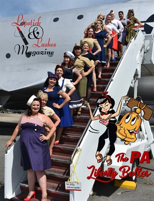 Liberty Belle USO Edition