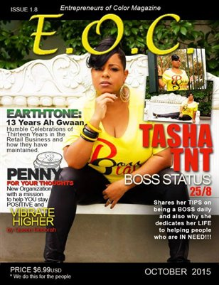 Entrepreneurs of Color Magazine (October 2015)