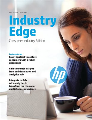 HP Industry Edge: Consumer Industries edition