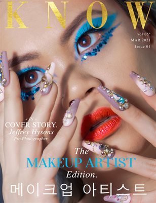 VOL 5 - The Makeup Artist Edition.