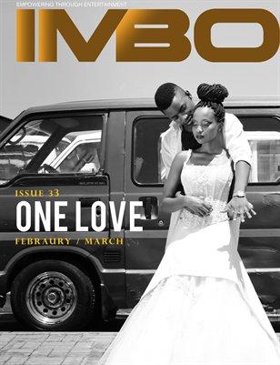 IMBO Magazine Issue 33: One Love