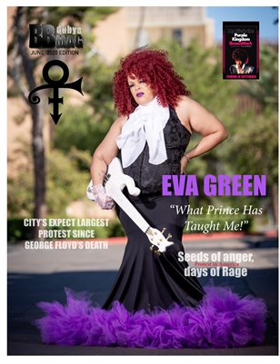 BB DUBYA MAGAZINE JUNE 2020 PRINCE EDITION