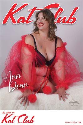 Kat Club No.28 – Ann Dean Cover Poster