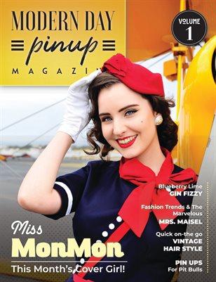 Modern Day Pin Up Magazine Volume 1