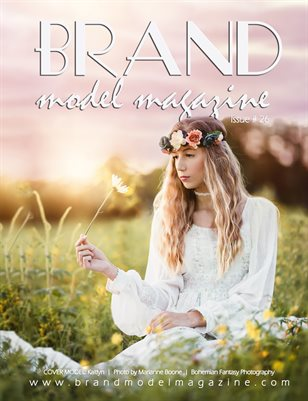 Brand Model Magazine - Issue 26