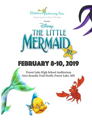 2019 Children's Performing Arts - The Little Mermaid Jr.