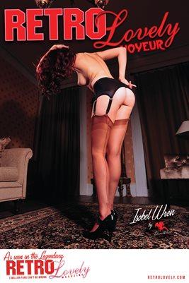 Isobel Wren Cover Poster