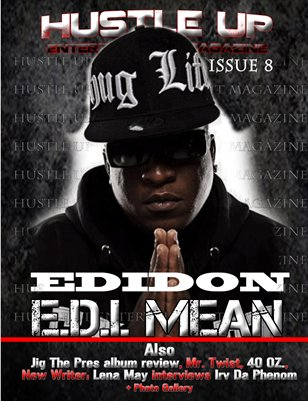 Hustle Up Ent Magazine Issue 8