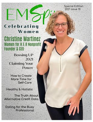 EM-Spire Special Issue - Christine Martinez