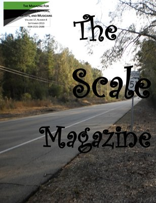 Scale Magazine, September 2013