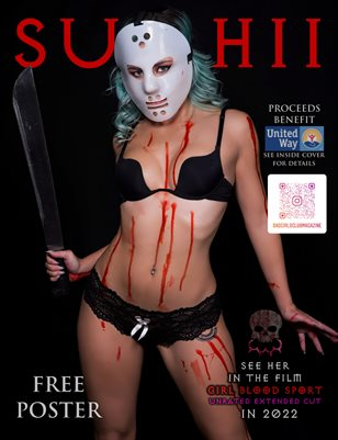 Sushii Xhyvette - Sexy Killer Bloody Asian Babe   Bad Girls Club