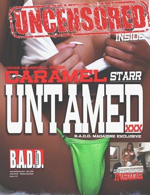 UNTAMED XXX (Caramel Starr Cover)
