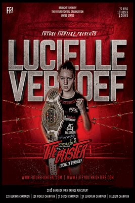 12x18 Lucielle Verhoef Barb Wire Poster