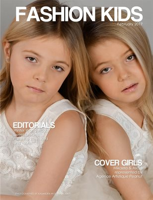 Fashion Kids Magazine | FEBRUARY 2017