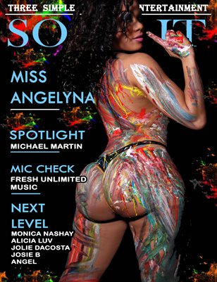 SO BE IT MAGAZINE Issue 14 (MISS ANGELYNA)