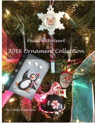 2016 Ornament Collection
