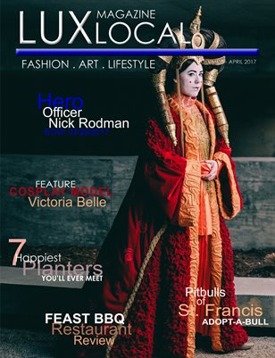 LUX Local Magazine Vol 5 (Digital Version)