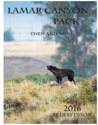 The Lamar Canyon Pack Calendar 2016