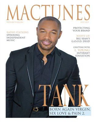 MACTUNES MAGAZINE - JULY 2015