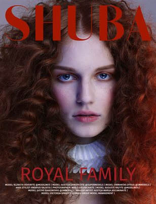 SHUBA MAGAZINE #4 VOL. 5