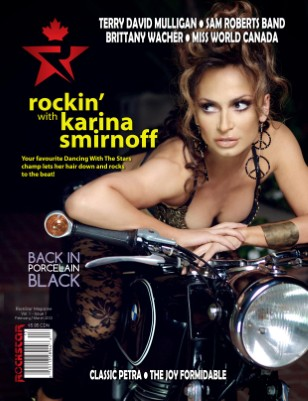 RockStar Vol.1 - No. 1 - February - April, 2012